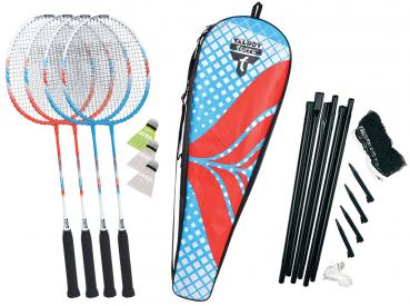 Talbot Torro Premium Badminton Set 4 Fighter