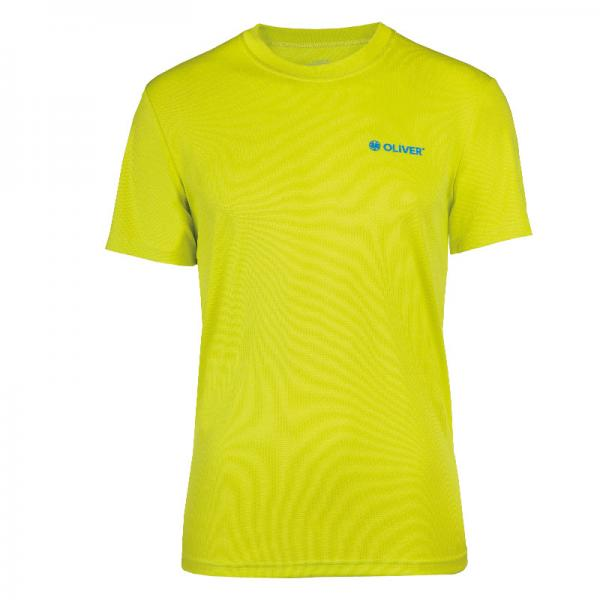 Oliver Active T-Shirt Lime