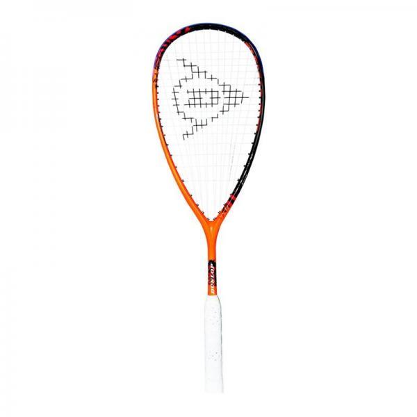 Dunlop Hyperfibre+Revelation 135   Squashschläger Squash Schläger Racket Squash