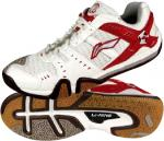 Li-Ning Badmintonschuhe Metall X Red