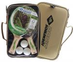 Tischtennis-Set Donic Schildkr�t Green Series Level 400